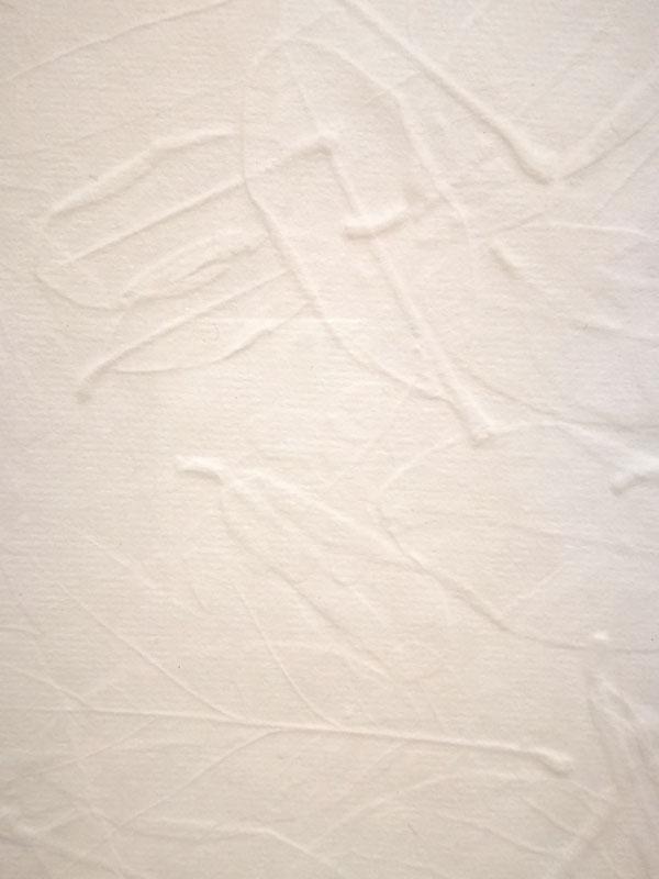 Lara-Thomas_Leaf-Carpet-(2016)-Embossed-paper